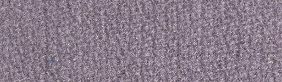 Soft lilac basketweave wool