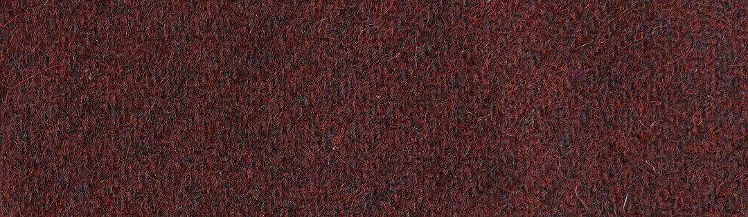Red/black Harris tweed wool