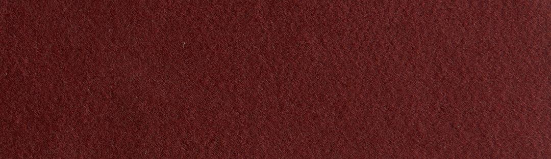 Burgundy cashmere flannel