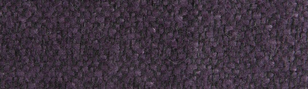 Purple tweed blend wool
