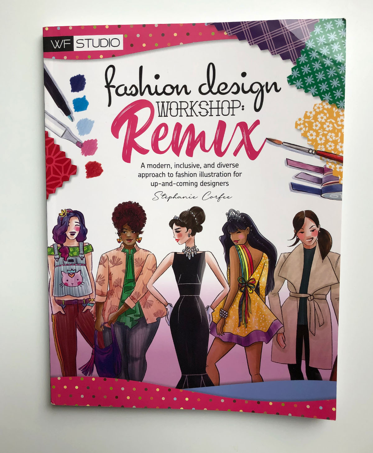 Cover of the book Fashion Design Workshop: Remix