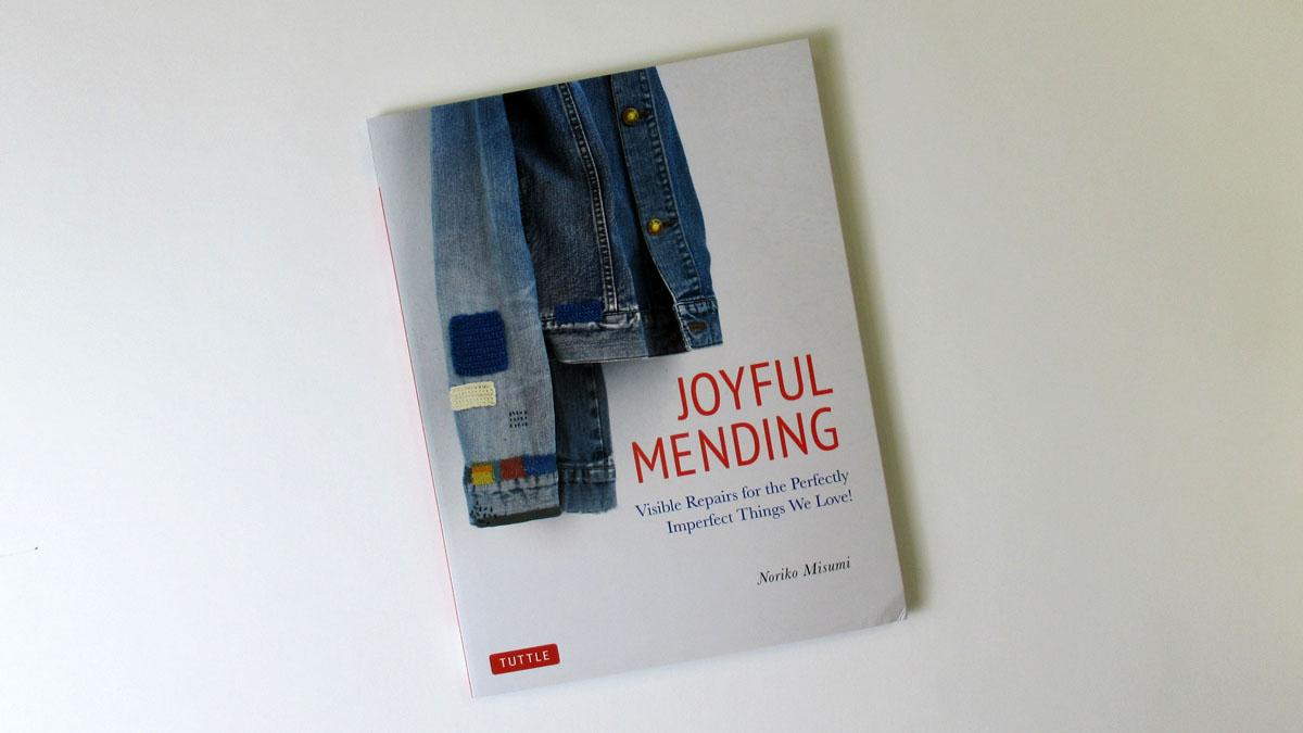 cover of the book Joyful Mending