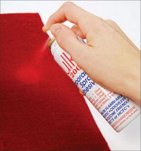 sew velvet basting spray