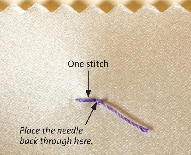 sewing batchstitch