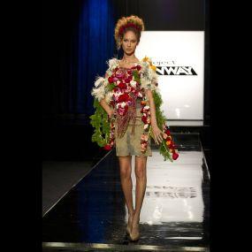 Patricia Michael's design.
