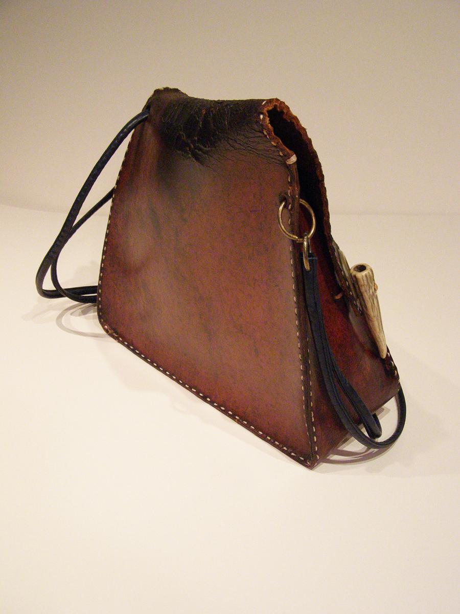Side of Vintage Modernist Bag