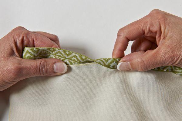 Fold and pin