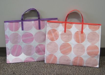 Finished bags