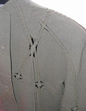 Unlined jacket