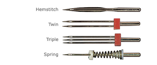 Special-purpose needles