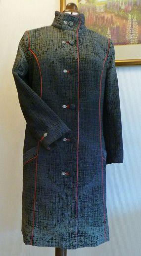 SewStylish Fall 2104 semifinalist - tailored coat