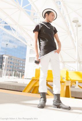 SewStylish Fall 2104 semifinalist - Men's Streetwear