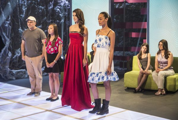 Project Runway: Threads - Episode 1 - Cambria