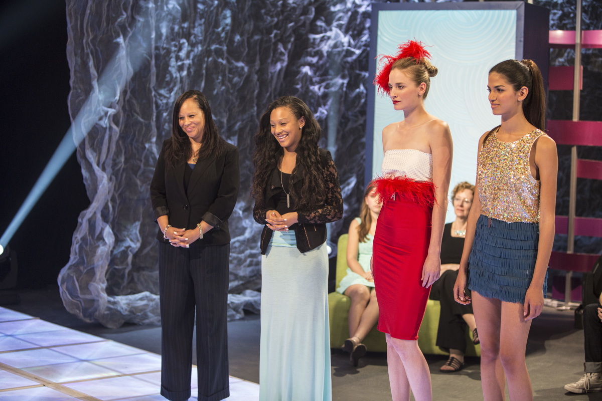 Project Runway: Threads - Episode 2 - Aliyah