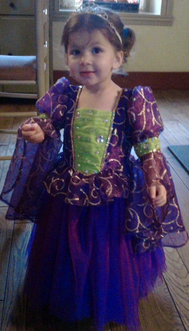 2014 Halloween Semifinalist Princess Violet