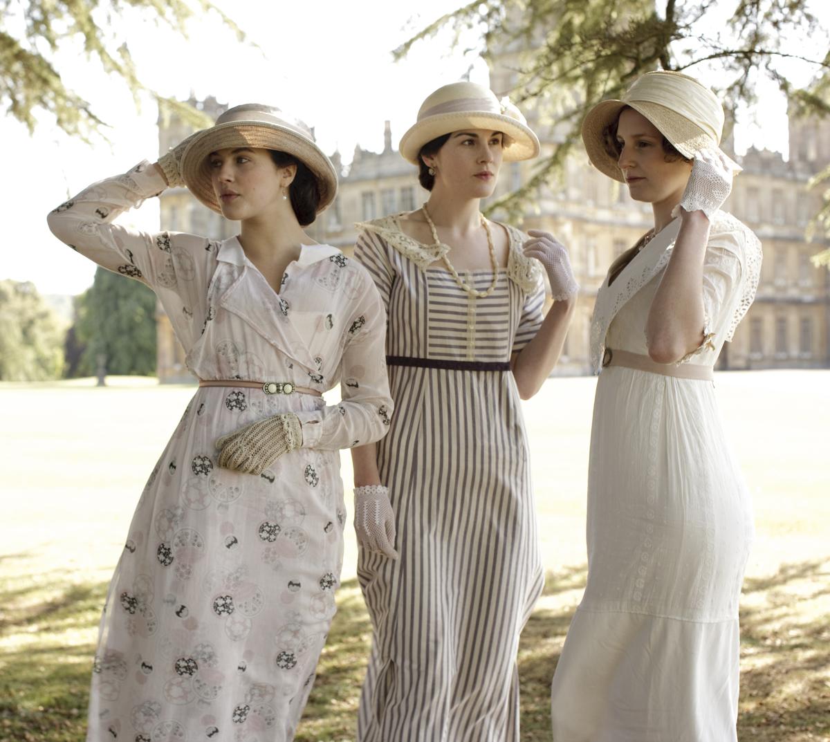 Edwardian-era dress