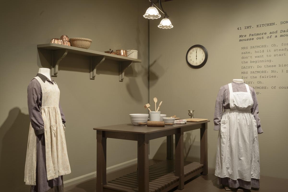 Kitchen work clothes