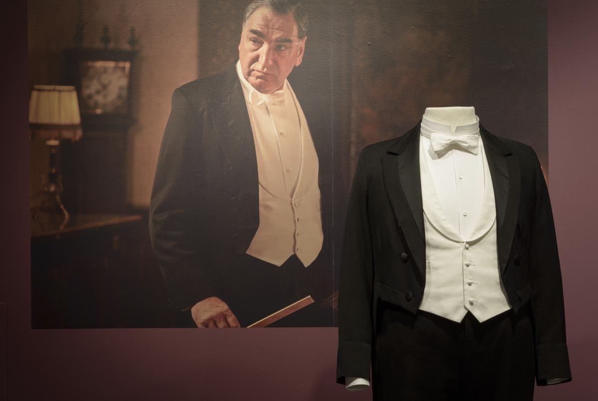 Butler attire