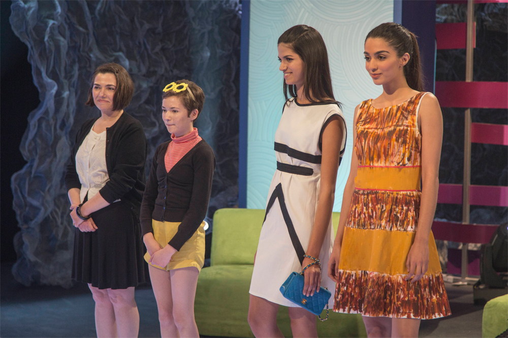 Project Runway: Threads - Episode 3 - collette final looks