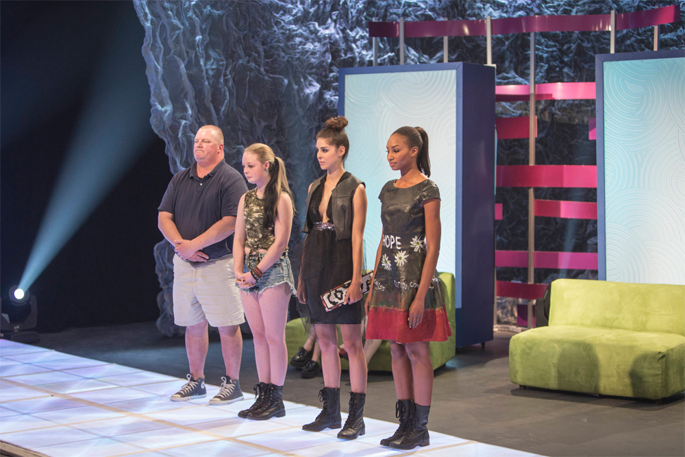 Project Runway: Threads - Episode 3 - emily final looks