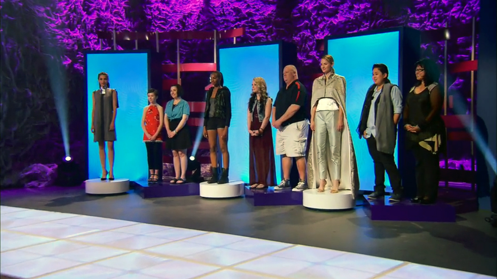 Project Runway: Threads - Episode 3 show us your style