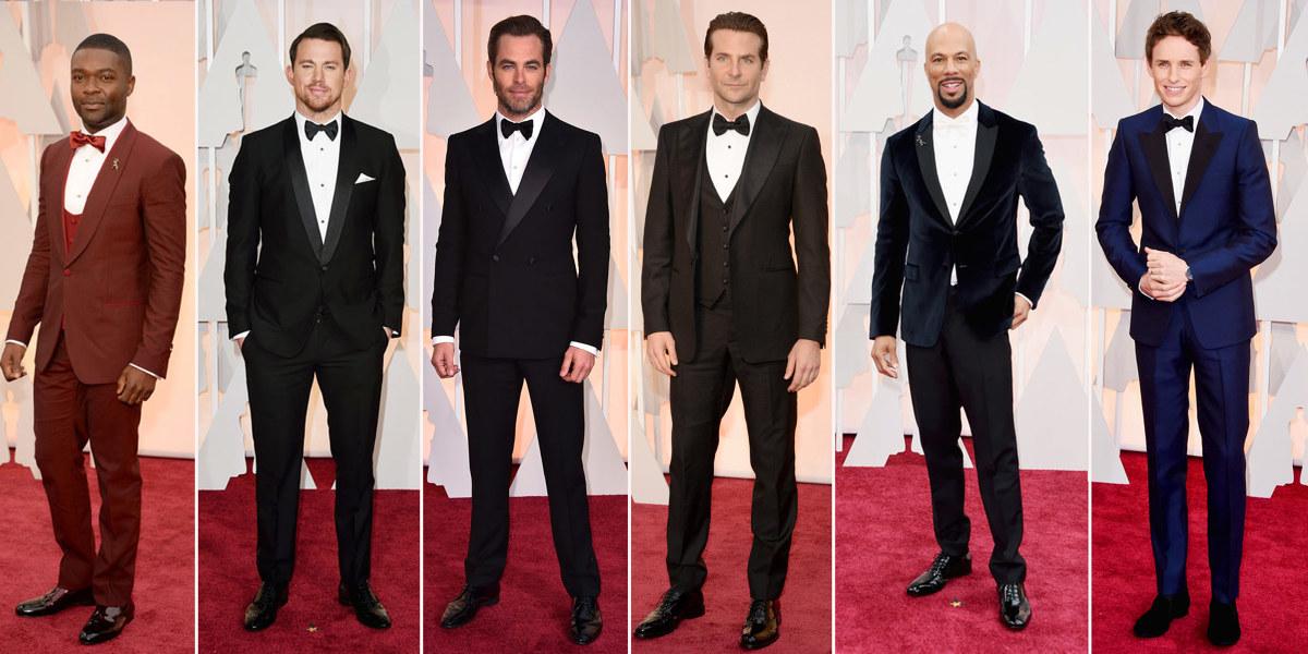 men of the oscars