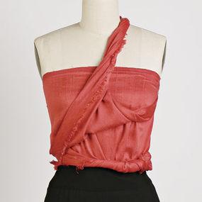 Wrap over one shoulder