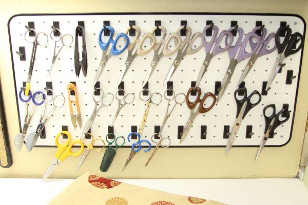 Scissor rack