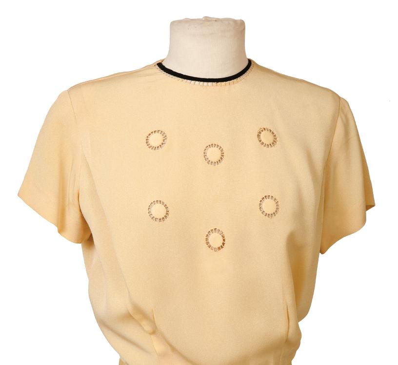 vintage blouse
