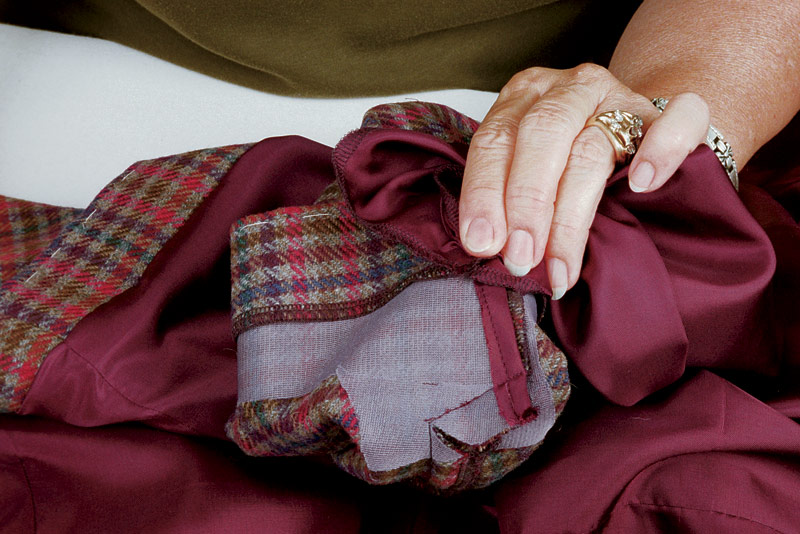 Pull sleeves