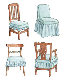 Prime Slipcover A Side Chair Dressmaker Style Threads Gmtry Best Dining Table And Chair Ideas Images Gmtryco