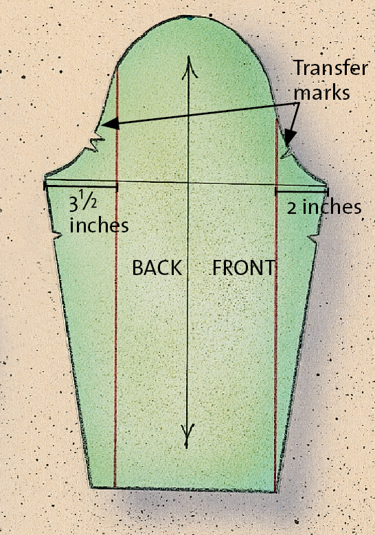 converting symmetrical sleeves 2