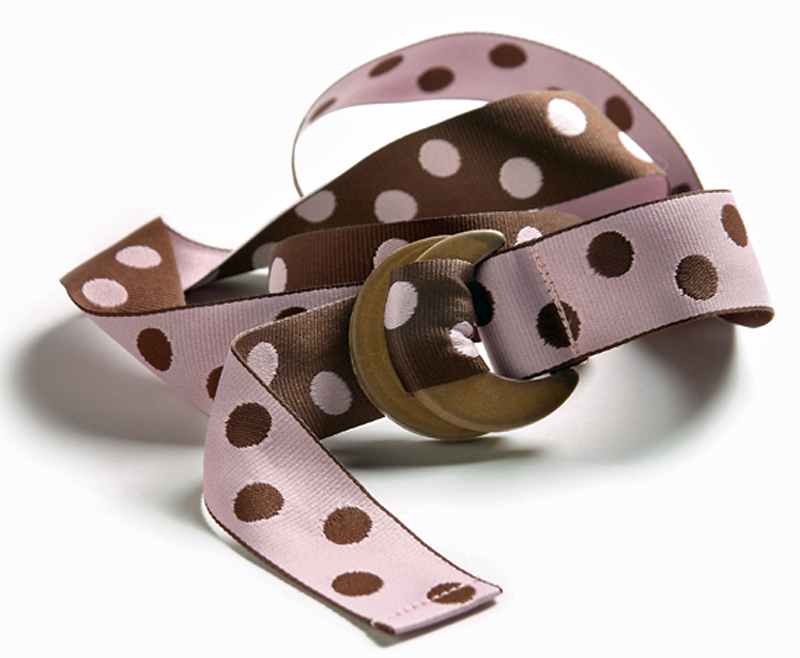 Layered ribbon