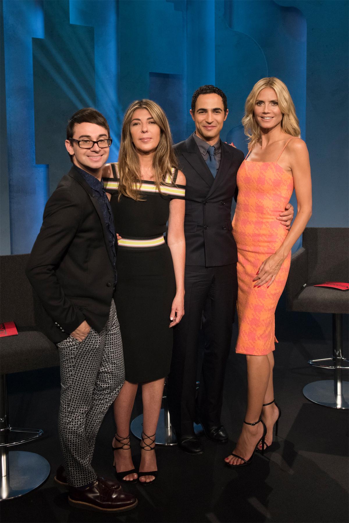project runway season 14 episode 12 judges