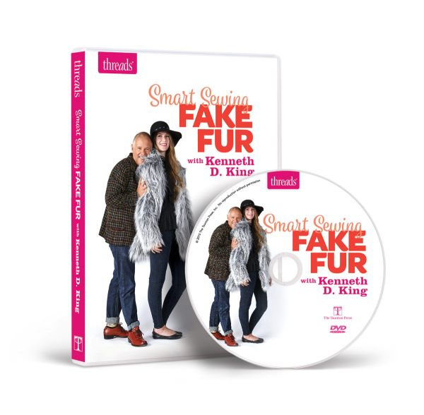 Smart Sewing: Fake Fur with Kenneth D. King