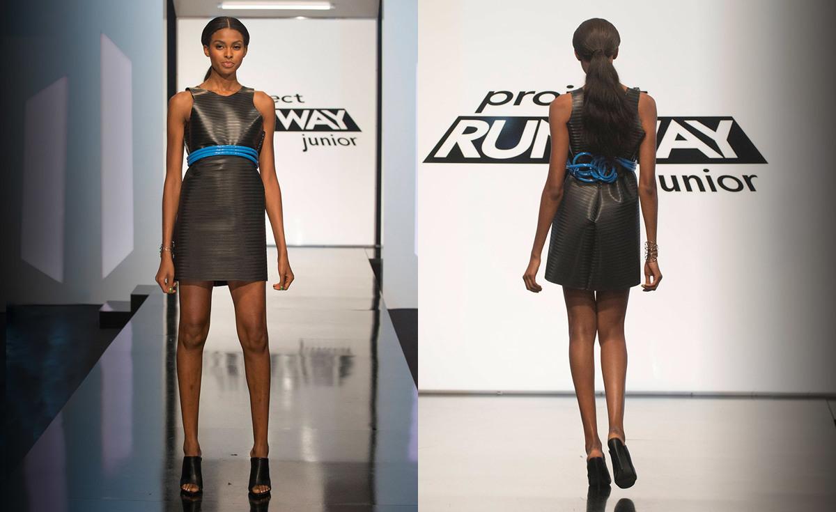 project runway junior episode 2 Victoria