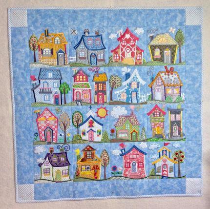 neighborhood quilt