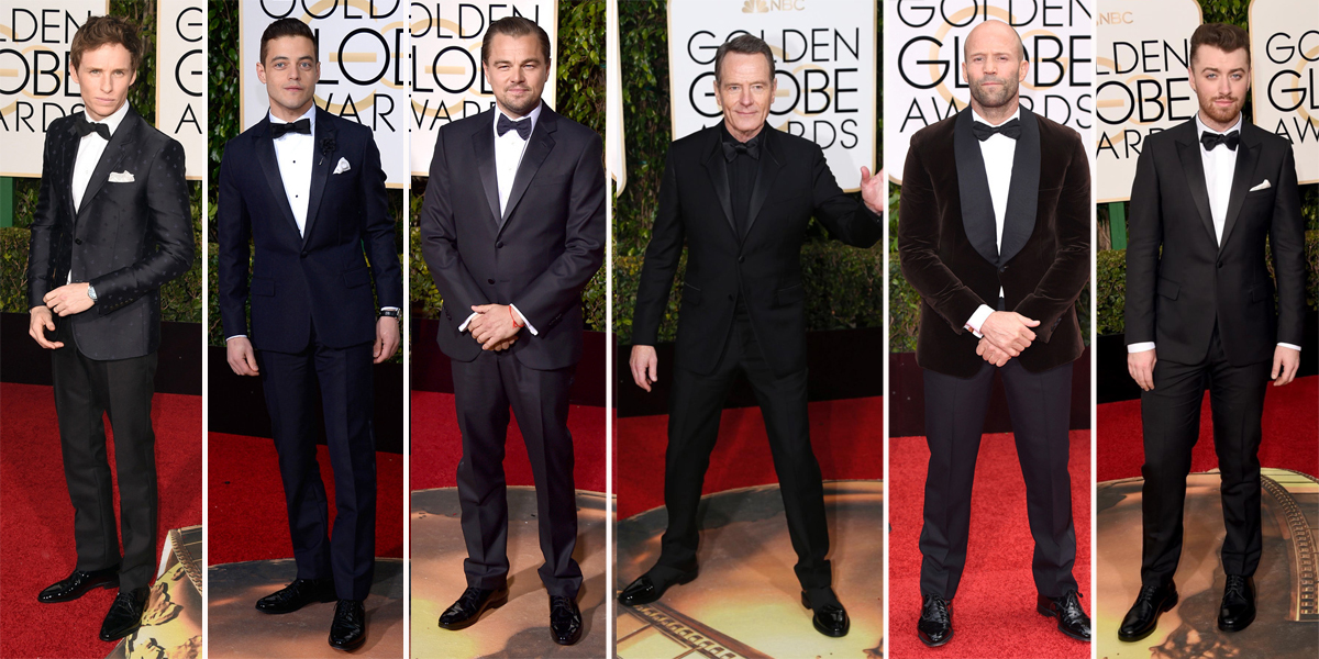 golden globes 2016 men