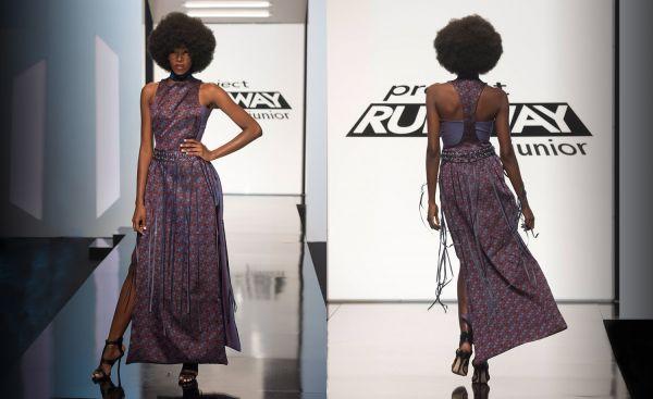 Project runway junior episode 8 peytie final look
