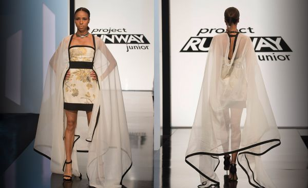 Maya Project Runway Junior Episode 9