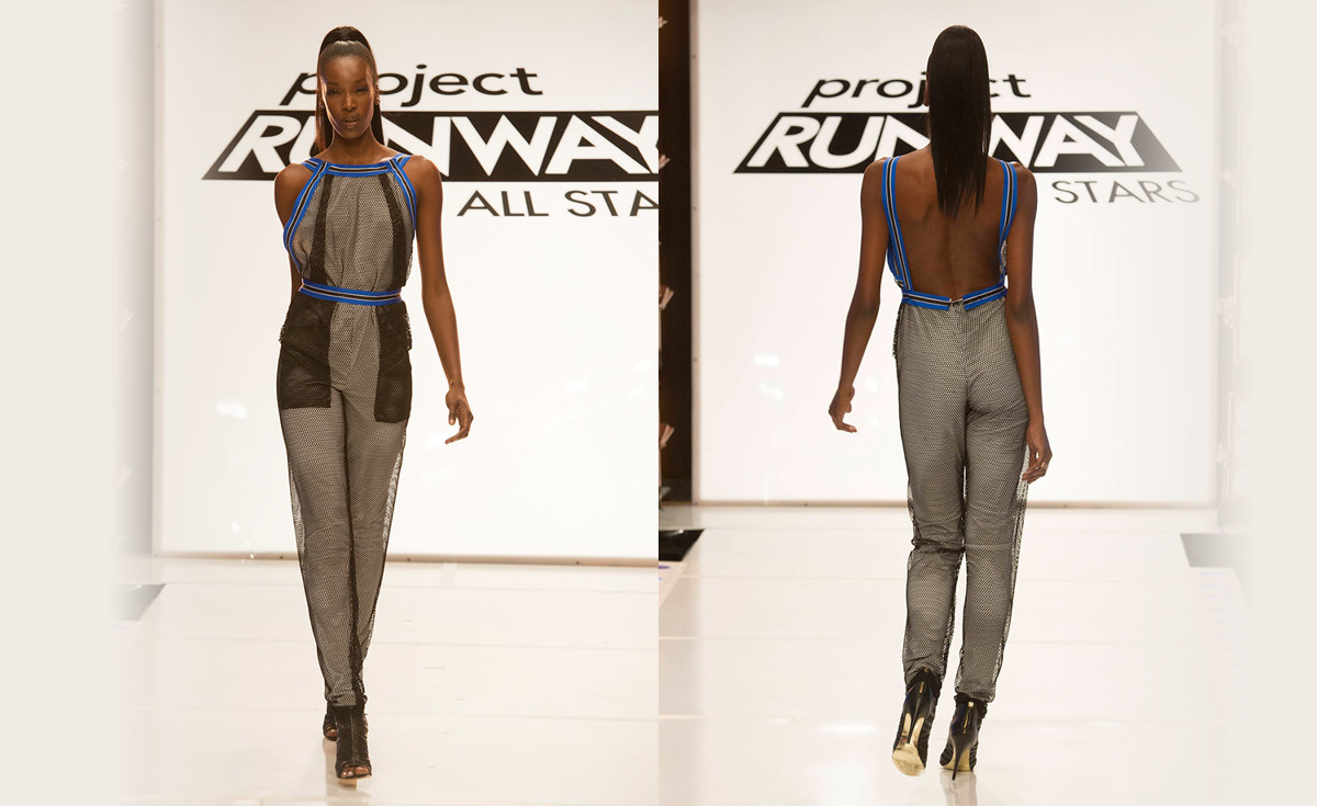 Project Runway All Stars Season 5 Episode 1 Sam