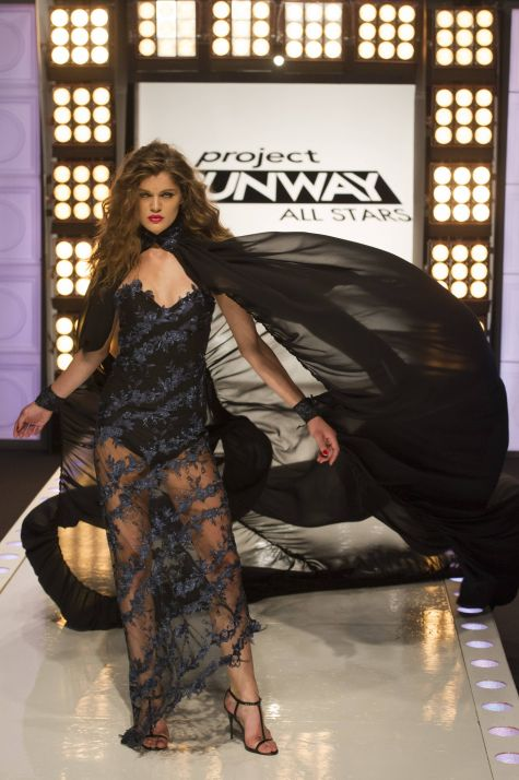 Project Runway All Stars: Season 5, episode 2: