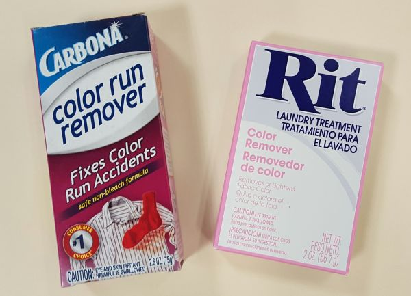 color remover products
