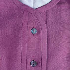 Armani jacket detail