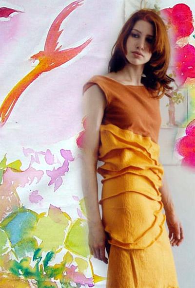 Mobius dress