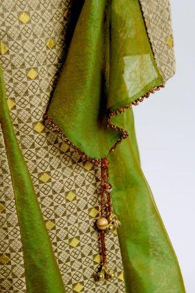 Jacket sleeve detail