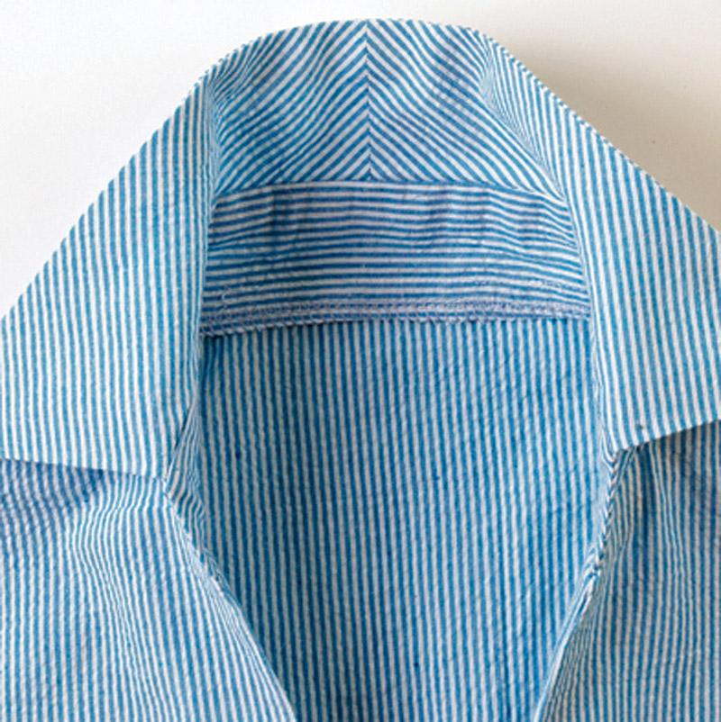 Piece a collar