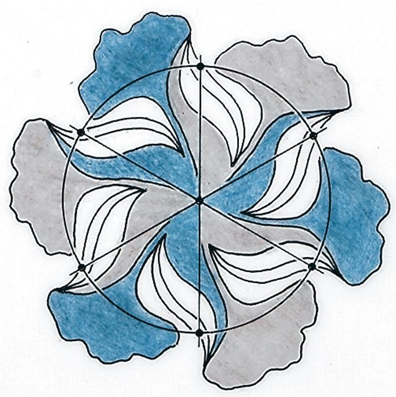 6-point rotation