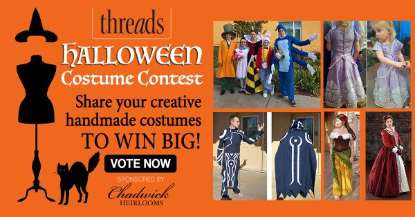 vote for the winner halloween costume