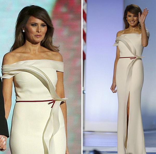 58th Inaugural Ball Fashion Threads